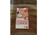 Language Book to learn Mandarin Chinese