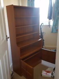 Nathan furniture bookcase