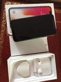 Apple Iphone X 256 GB NEW Space Grey Unlocked