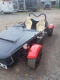 MEV Exocet (Kit car) 1.6 116BHP Black