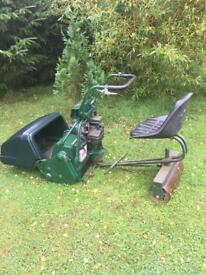 Atco 24 inch cut cylinder mower for sale