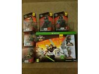 Xbox One Disney Infinity Starter pack + 5 extra characters