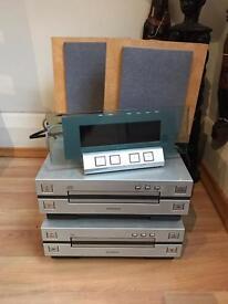 Pioneer cd tape deck