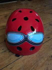 Kiddimoto children's helmet size 48-53cm