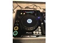 CDJ-1000 Pair with Decksavers | Excellent condition