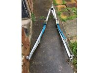 Towing frame dolly trailer 2.5T