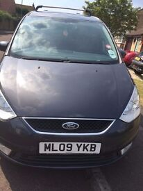 Ford Galaxy, Diesel, 2009. Very Reliable excellent car.