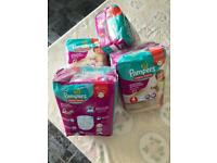 Pampers - new & sealed