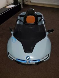 BMW BATTERY OPERATED CAR