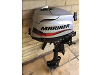 Mariner 2.5 hp Outboard Boat Engine
