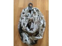 Next ladies cowl scarf .New with tags