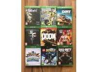 xbox one games , £10 each ! price stands , no offers !
