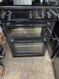 £143.79 Electria Electrolux Black ceramic electric cooker+60cm+3 months warranty for £143.76