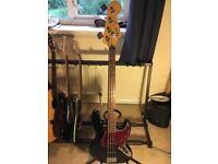 Squier Korean Jazz Bass '94