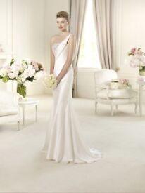 New! Pronovias Designer Wedding dress - UK 10
