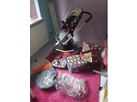 Cosatto Giggle travel system 2 in 1