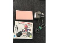 Nintendo DS lite with Mario Kart Game for just £10