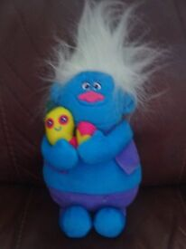 New Troll movie Trolls Biggie Soft Toy Only £3 ideal gift