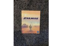 star Wars - The Complete Saga Blu-ray,