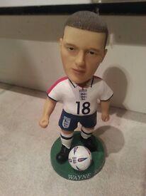 Wayne Rooney Bobblehead (England Football Model)