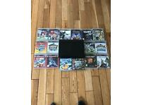PS3 and 16 games