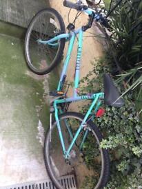 2 x young boys bikes 1 girls bike