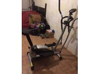 Crosstrainer 2 in 1 *****£120