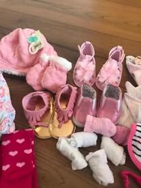 Accessories for baby girls