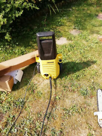 Karcher K2.950M Deluxe Power Washer and 15 Litres of Patio n Deck Cleaner,Wash n Wax & Car Shampoo.
