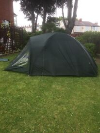 Shakespear Cypry excel two man bivvy.