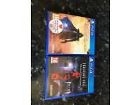 Sony Playstation 4 games