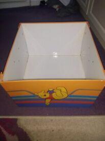 FREE storage box