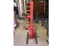 Sealey Suspension spring compressor