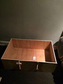 NEW handmade whelping box