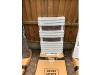 Bathstore Rimini White Towel Radiator New &Unused