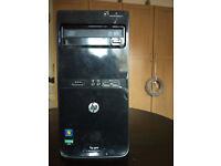 HP Pro 3505MT Desktop PC | 4GB RAM | 400GB HDD