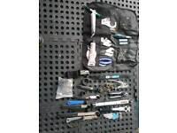 Cycle mechanics tools as shown