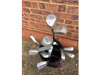 Women's golf clubs