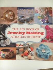 Book on jewellery making brand new never used