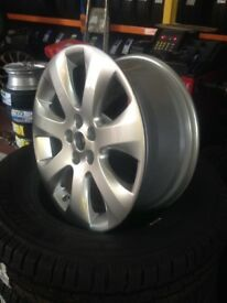 Genuine GM insignia 17 inch Alloy wheel