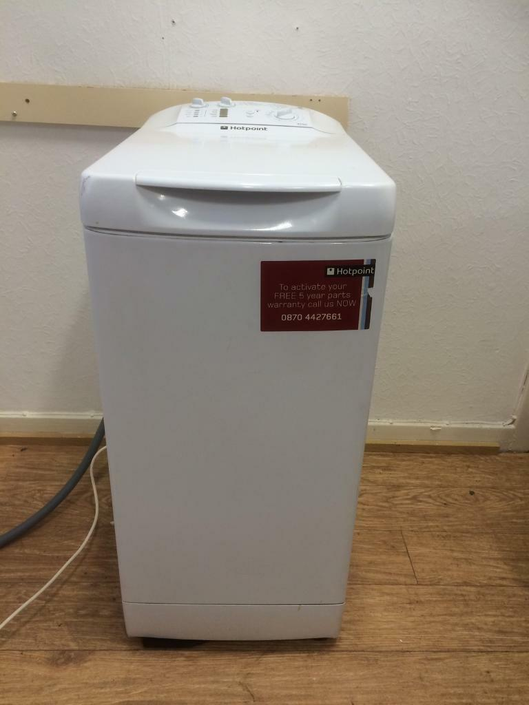 Hotpoint Top Loading Washing Machine Hotpoint Top Loader Washing Machine In Kirkintilloch Glasgow