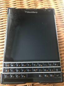 Blackberry Passport 32 GB unwanted gift