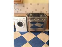 Baumatic 5 hob oven £1000+ new