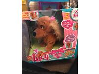 LUCY DOG. UNOPENED