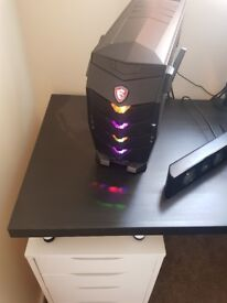 Msi aegis 3 gaming pc