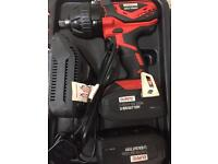 Durite impact wrench cordless 1/2""