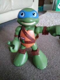 talking ninja turtle
