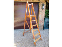 DECORATORS STEP LADDER