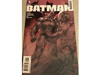 DC Batman comic issues 1