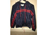 Men's Gucci windbreaker jacket